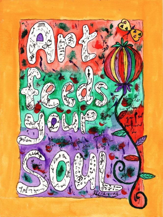 art feeds