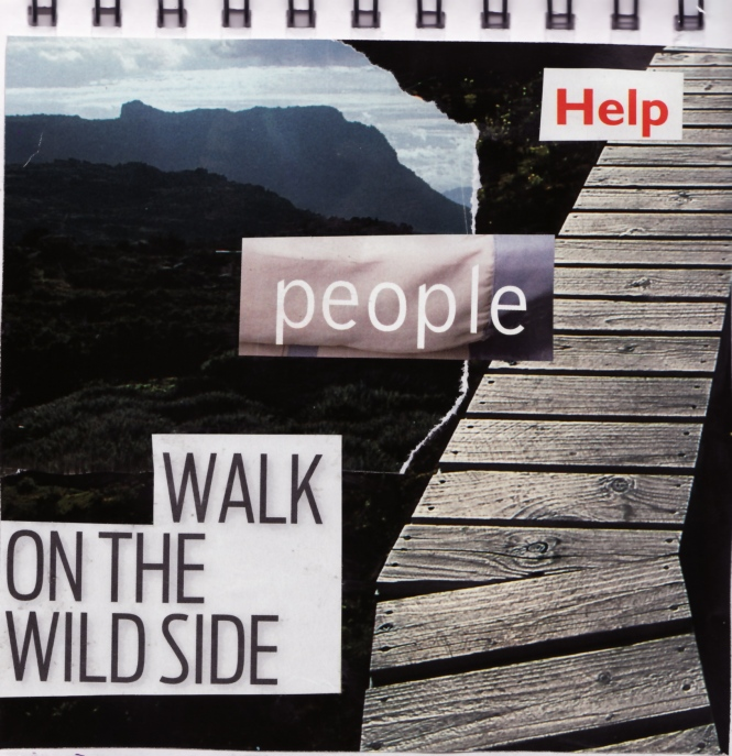 help people walk