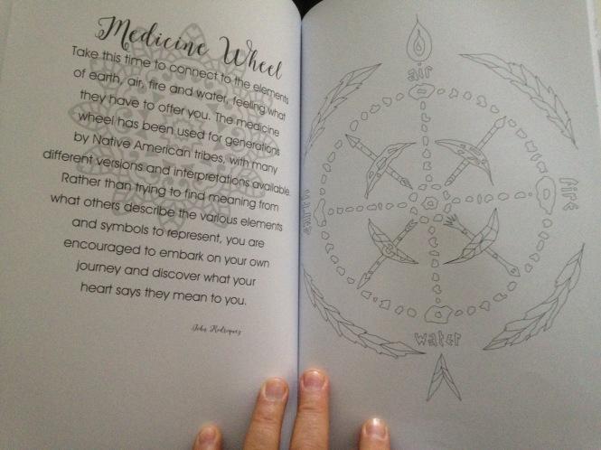 medicine wheel spread